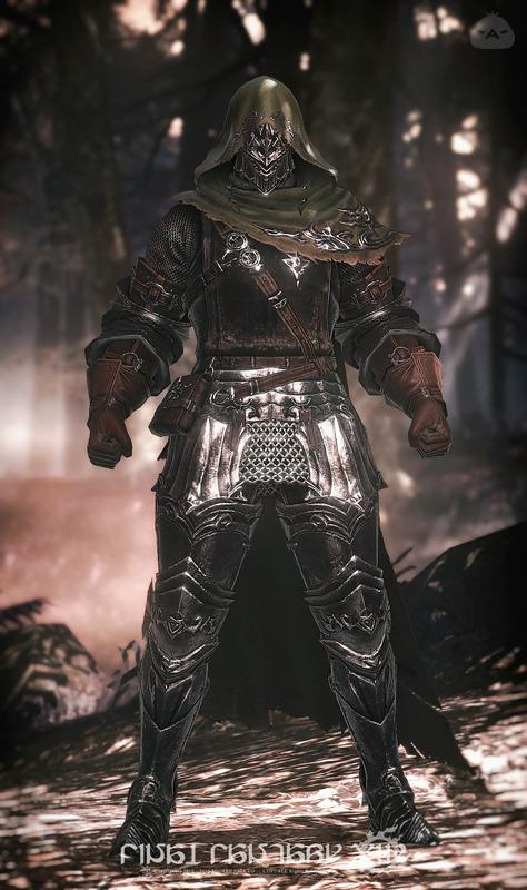 黑衣森の守夜騎士
