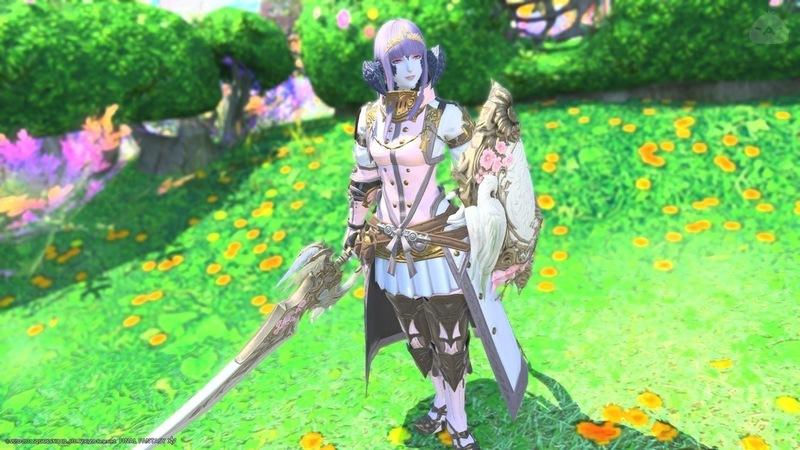 姫騎士風に❗