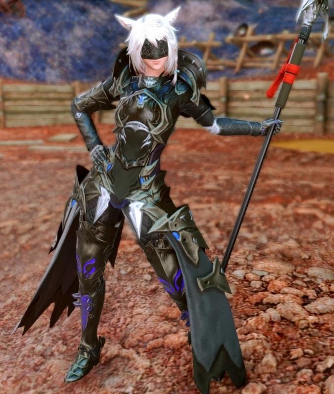 戦場の竜騎士
