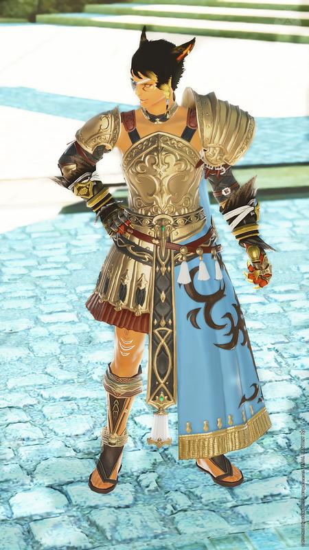 Ul'dah Gladiator