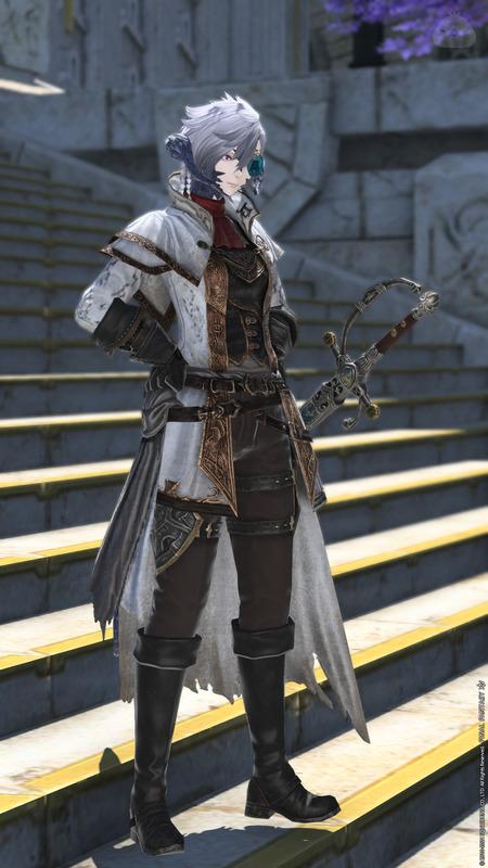 碧薔薇の騎士