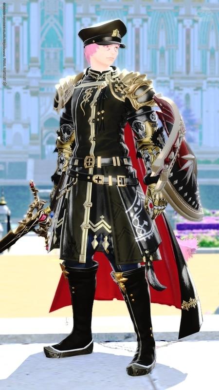 黒騎士おにいさん