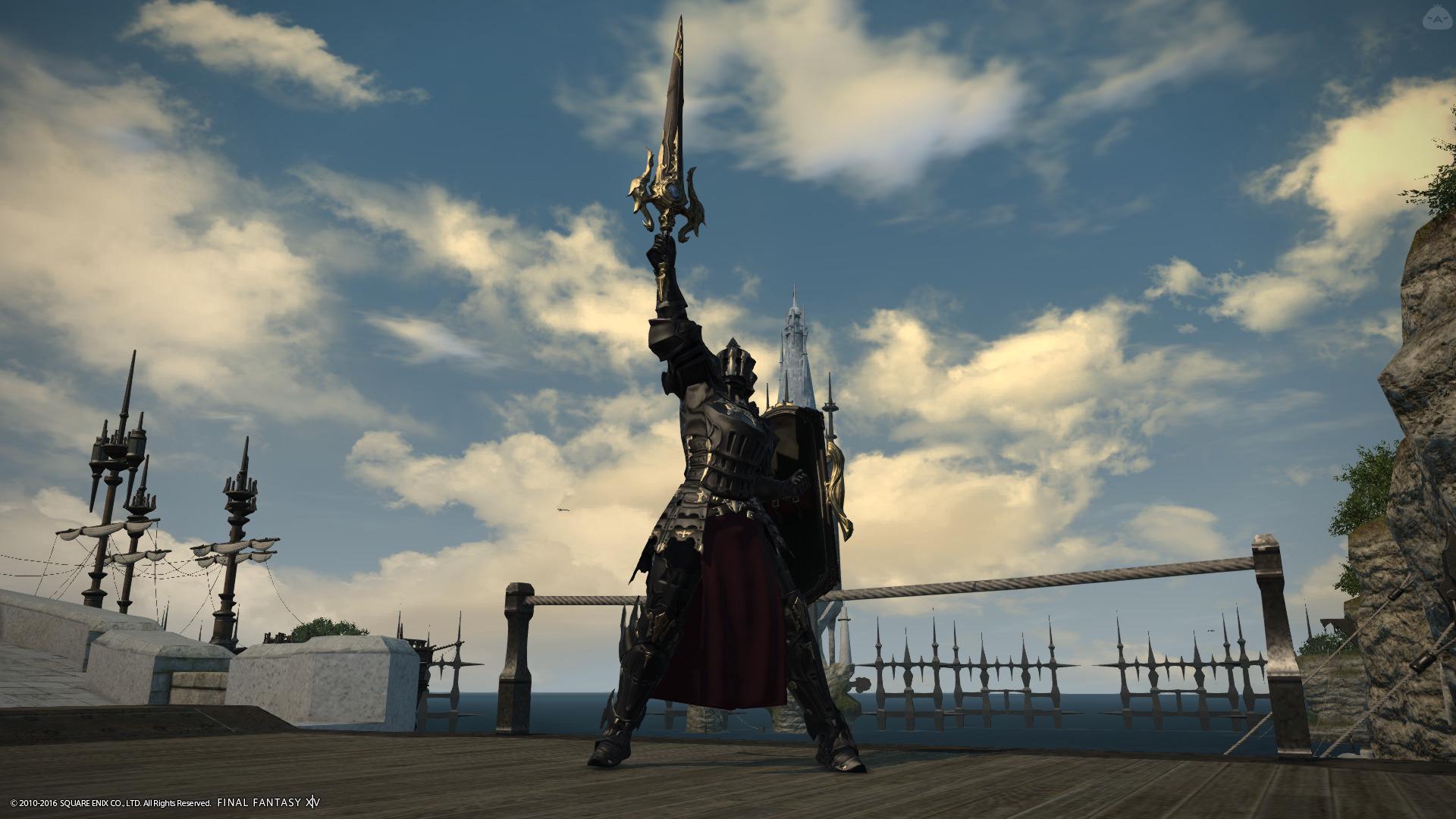 女神の騎士 ( T)≺貴公…