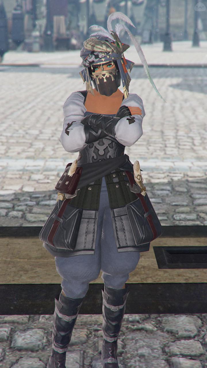 FF11青魔風ミラプリ