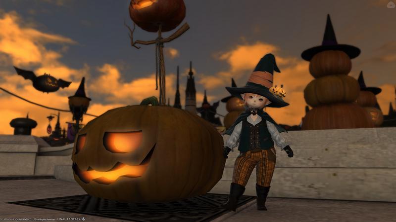 かぼちゃの化身