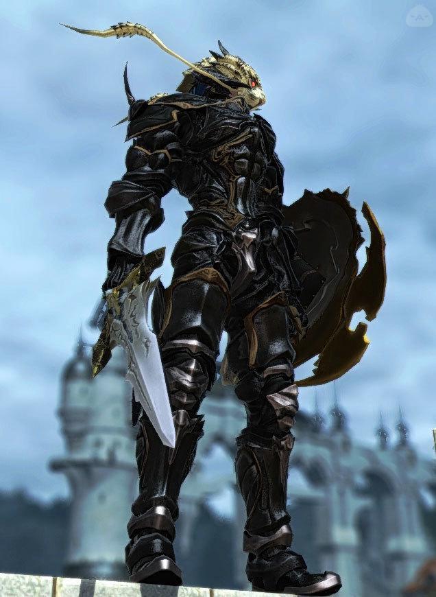 豹頭の騎士