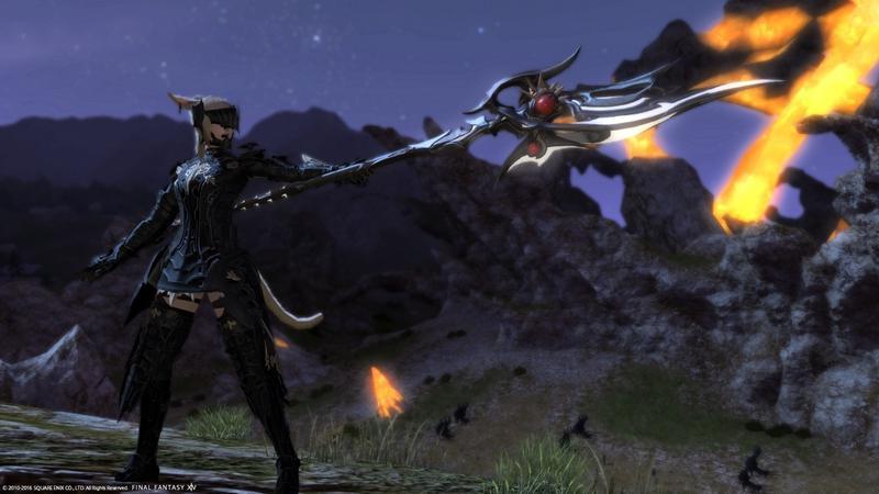 アラグの竜騎士