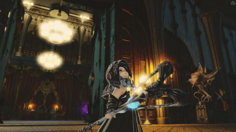 Black Widow - 漆黒の孀