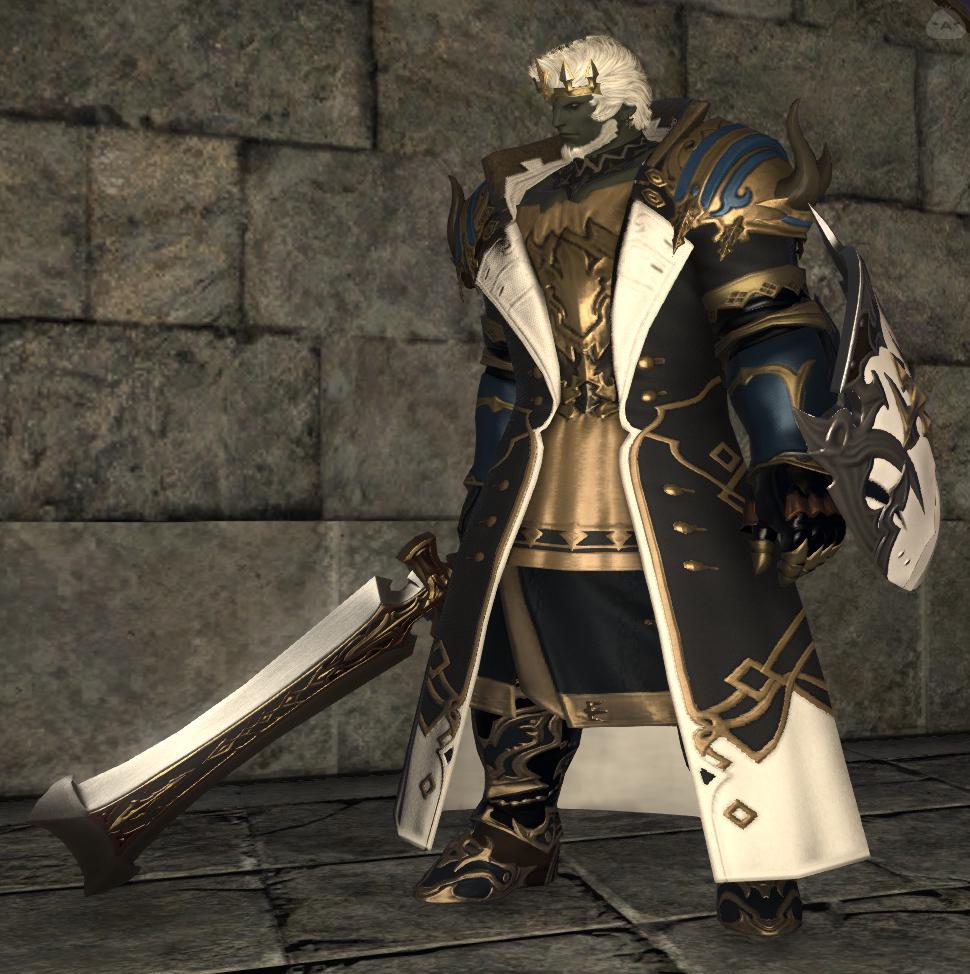 王っぽい騎士