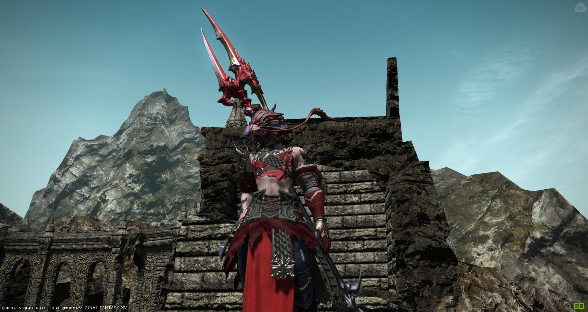 部族風竜騎士