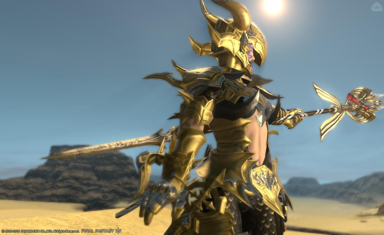 黄金の竜騎士