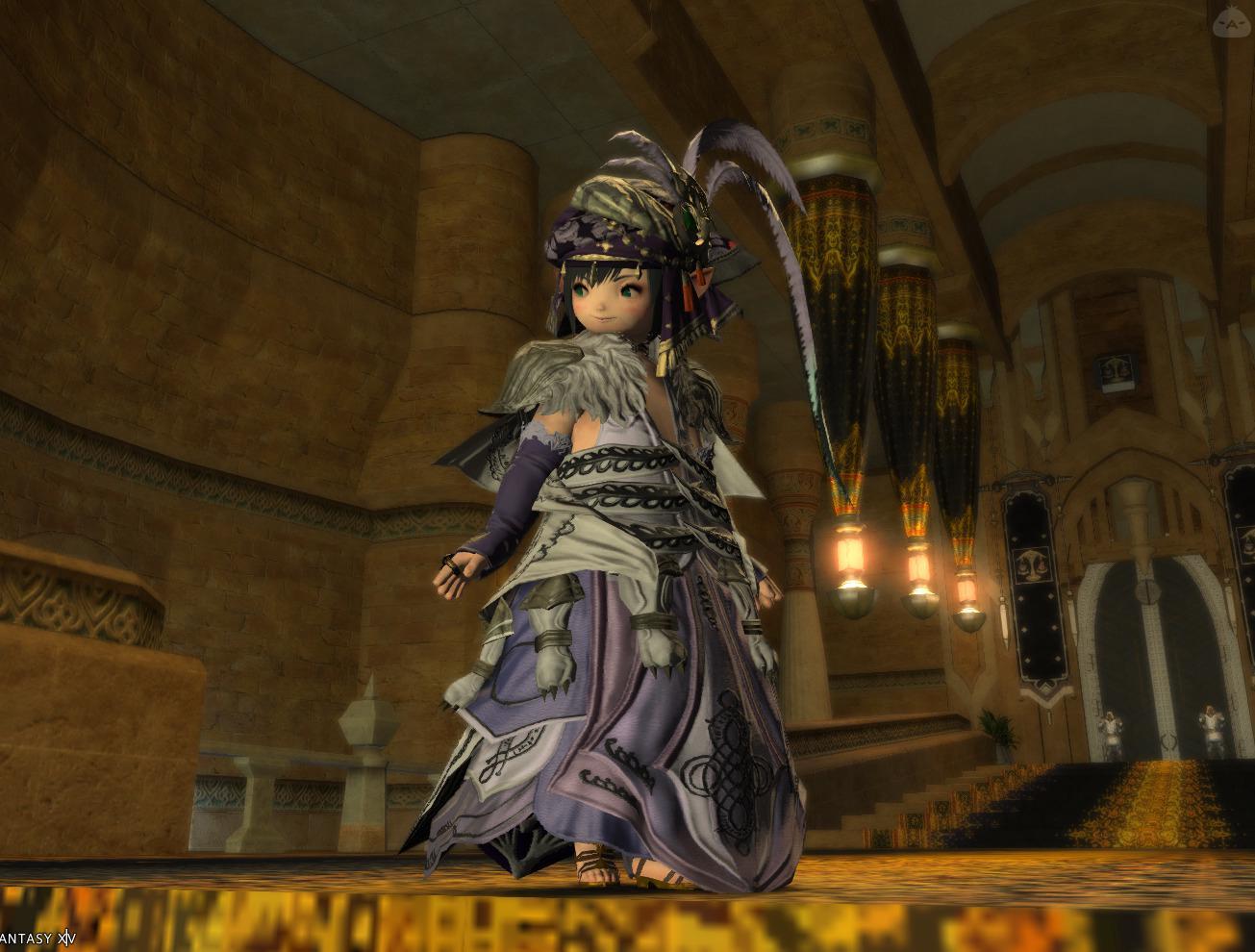 王宮に出入りする妖しい拝み屋