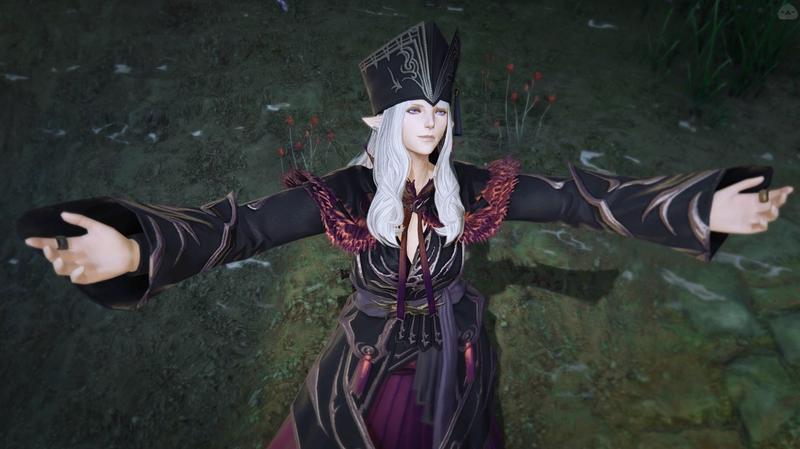 Crimson Priestess