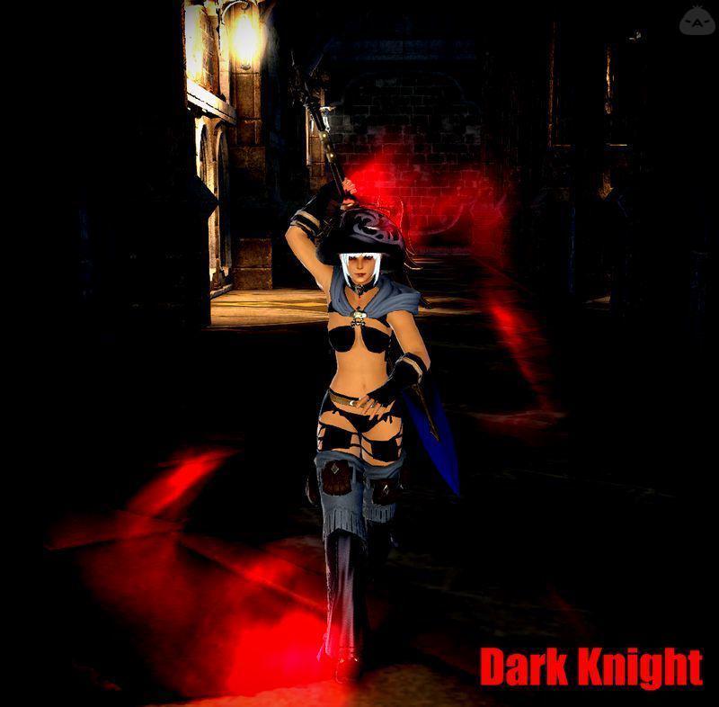 お姉チャンバラ The Dark Knight
