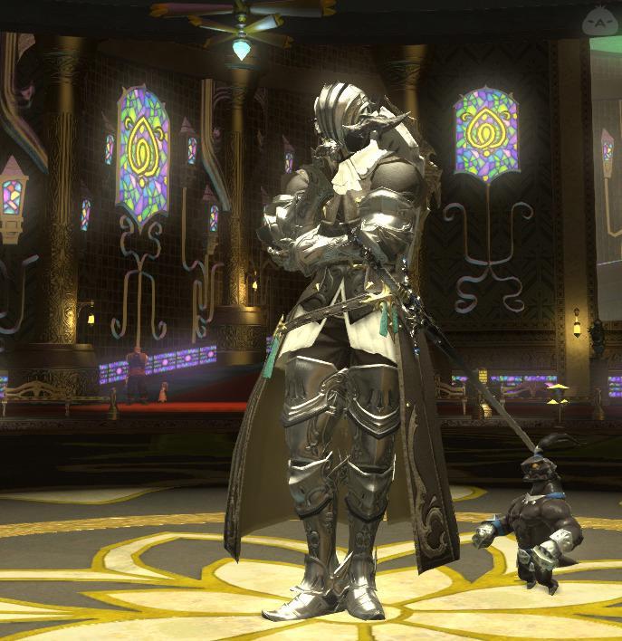 仮面の貴族騎士