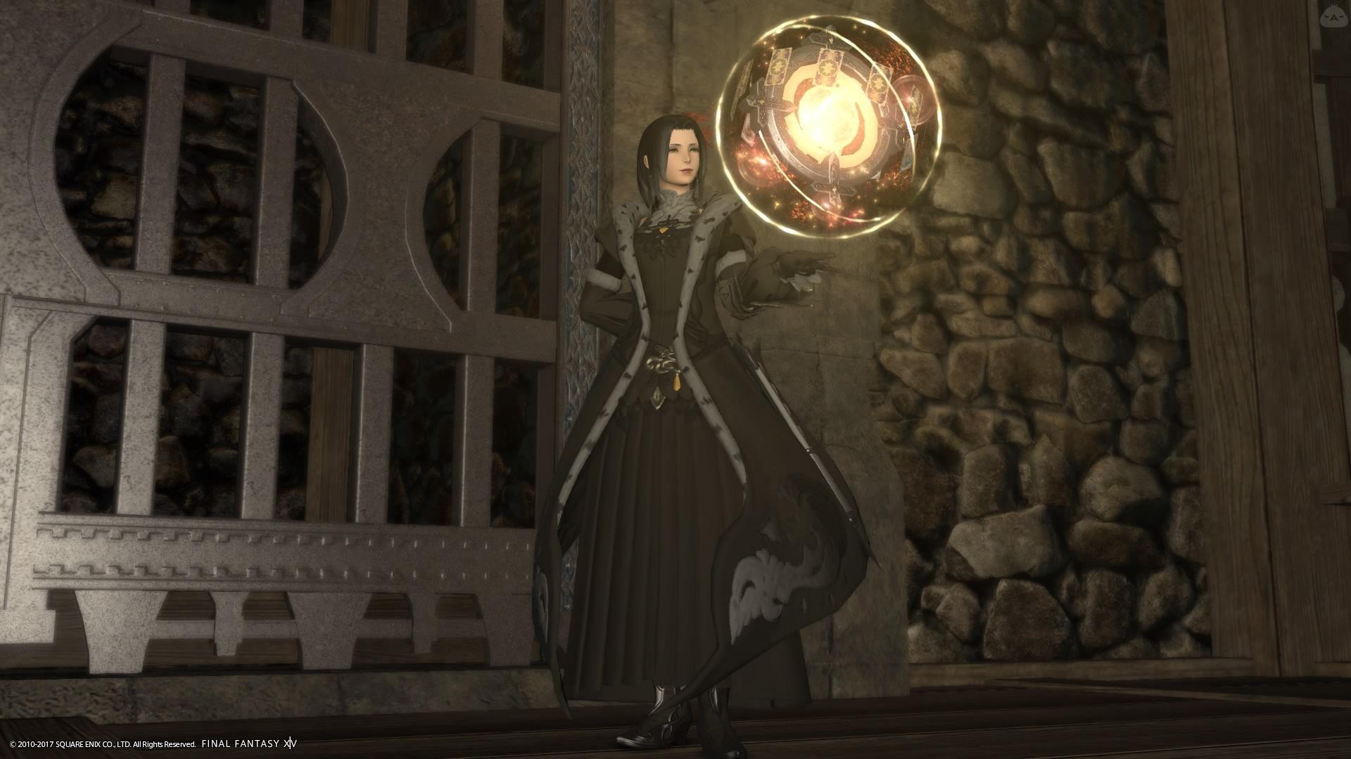 悪の女幹部な占星術師