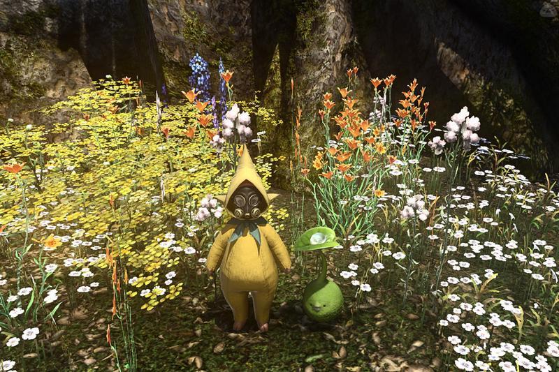 黄ピクミンは~高く飛ぶ~
