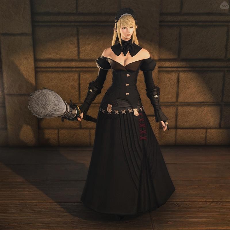 Ishgardian Maid