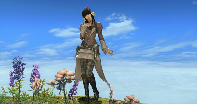 青空への冒険