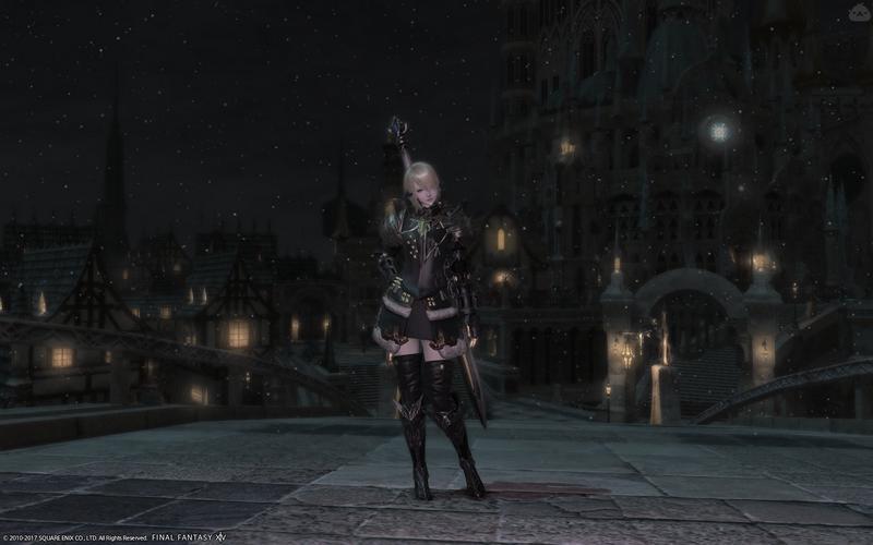 Black Knight Girl