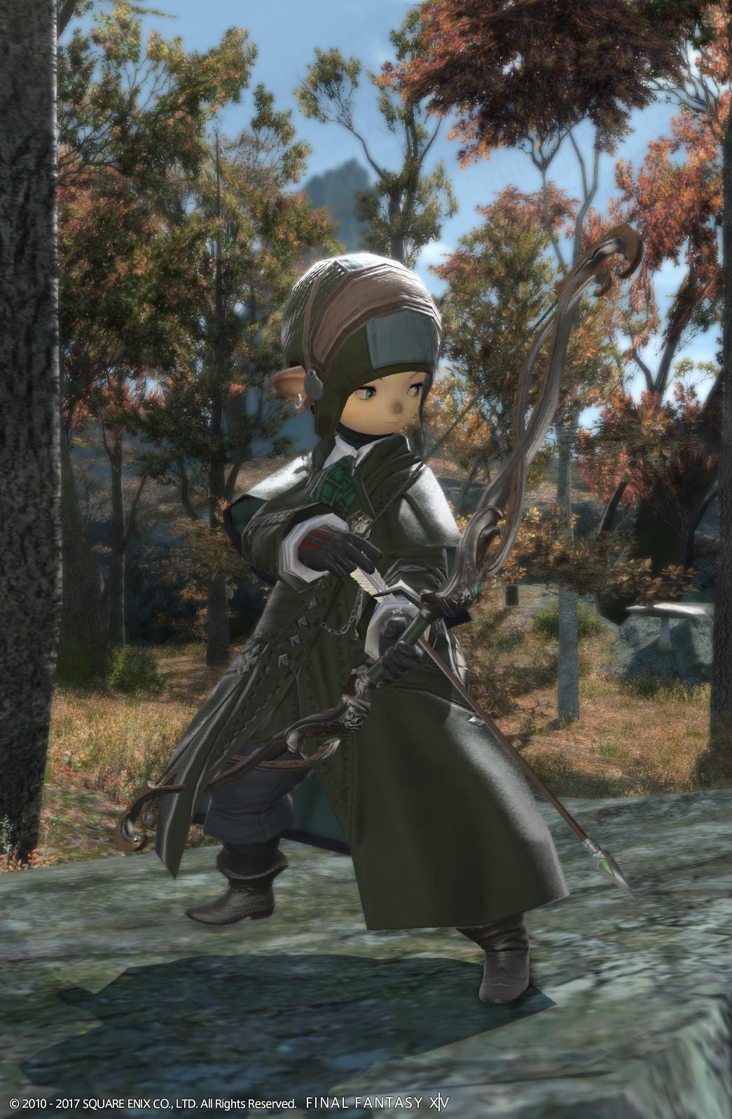 黒衣森の狩人