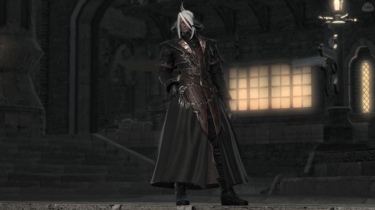 魔戒闘師♂装備かなり良さげなのにあまり上がっていないので