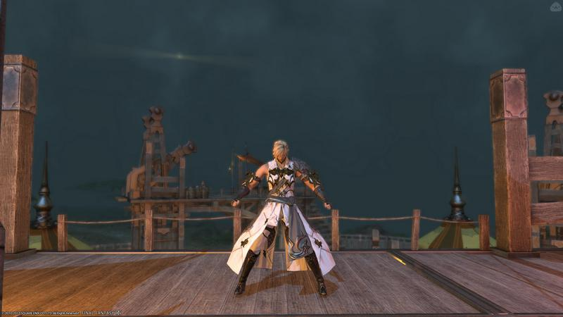 RPGに出てくる格闘士は大体こんな格好