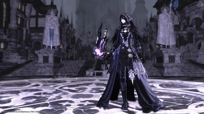呪術師の正装