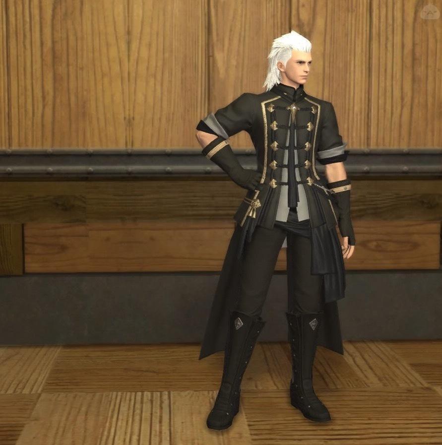 高貴な戦闘服