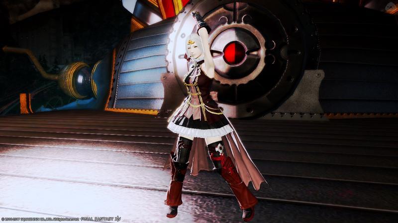 機工城の歌姫