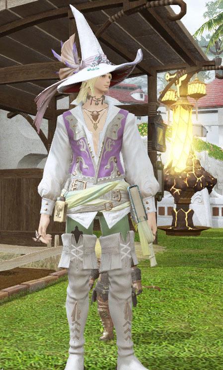 floral Scholar
