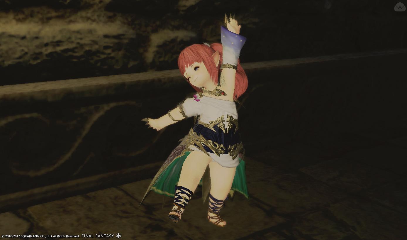踊り子召喚