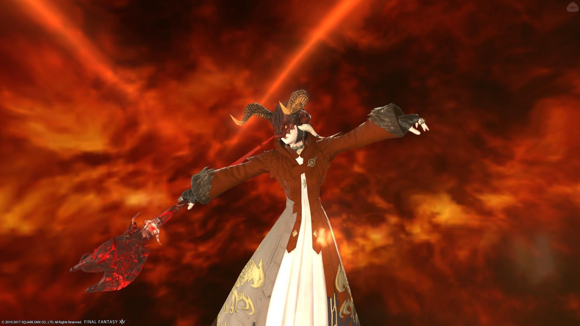 炎の司祭長