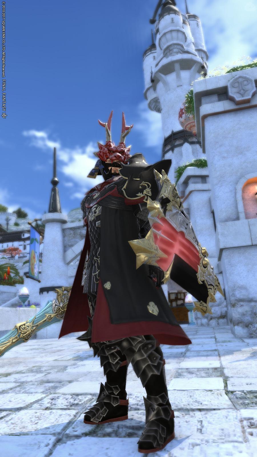 龍鱗の戦士