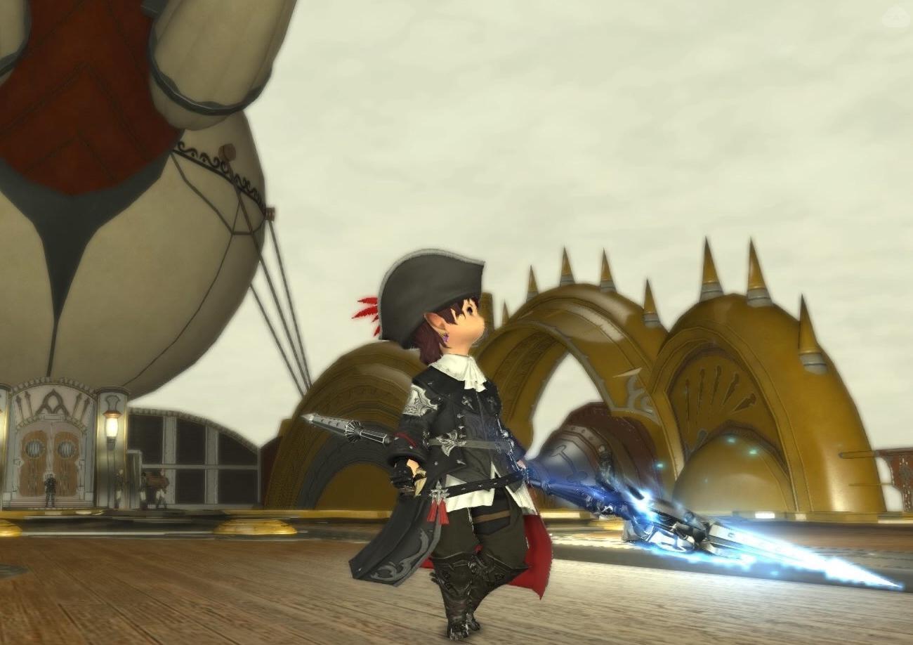 空賊の竜騎士