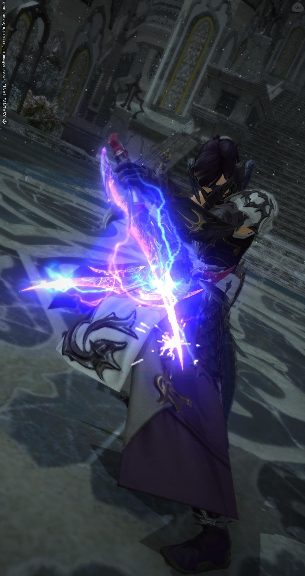 紫電の暗殺者