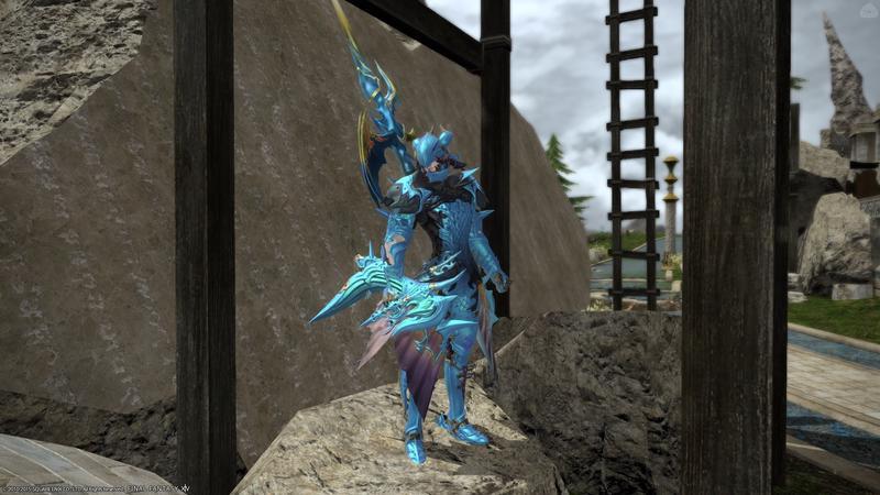 蒼天の竜騎士
