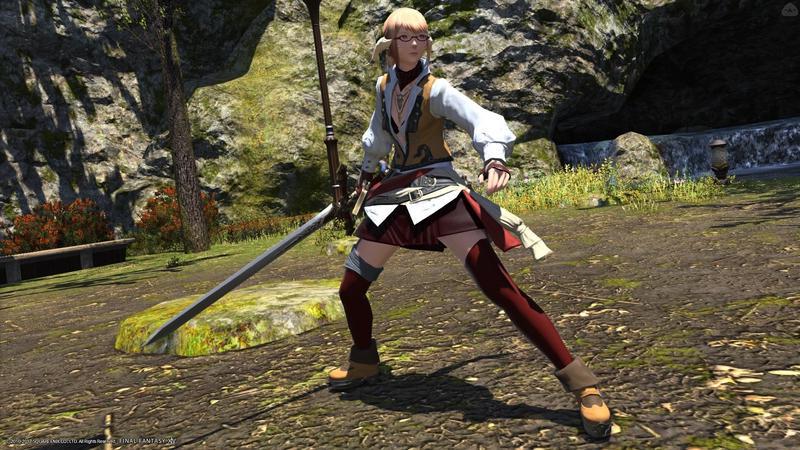 流浪の剣士