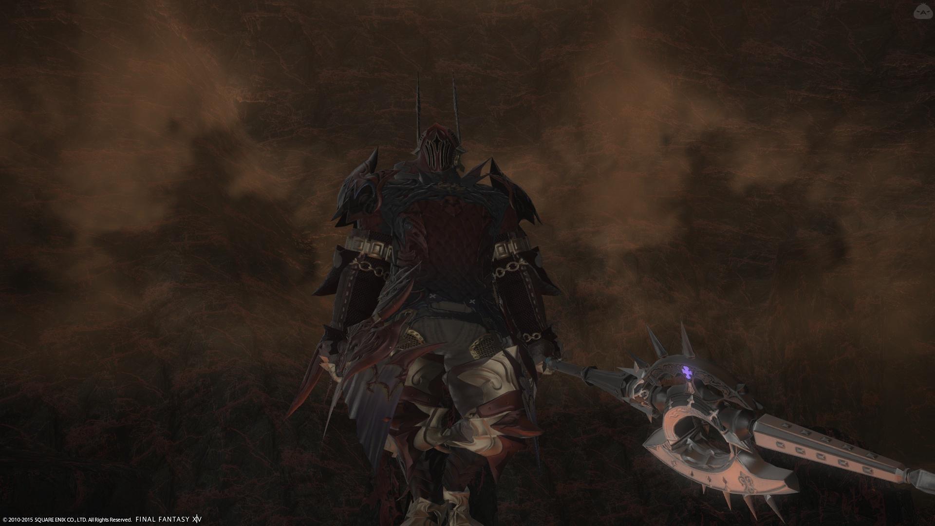 鮮紅の竜騎士