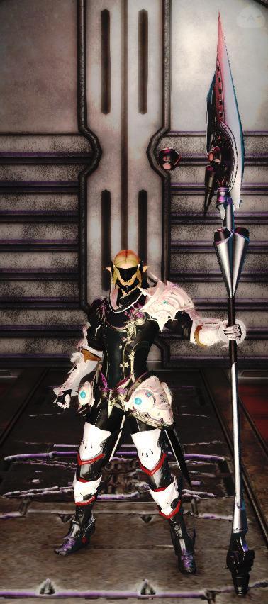 MGR風竜騎士