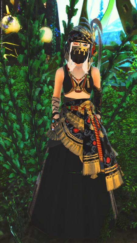 アラミゴ風民族衣装