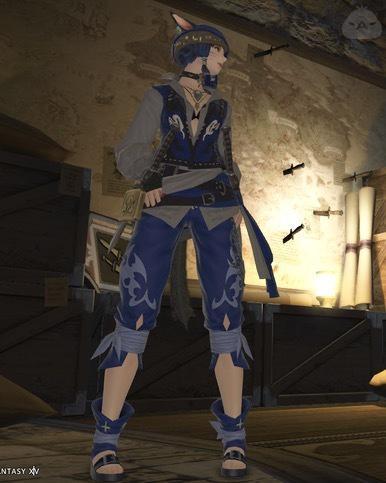 双剣士(2Pカラー)