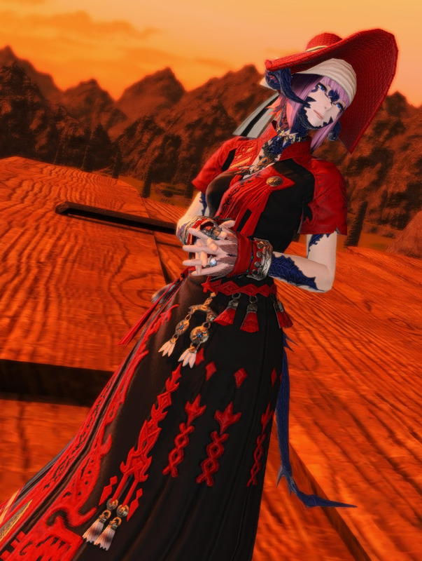 大草原のお嬢さま