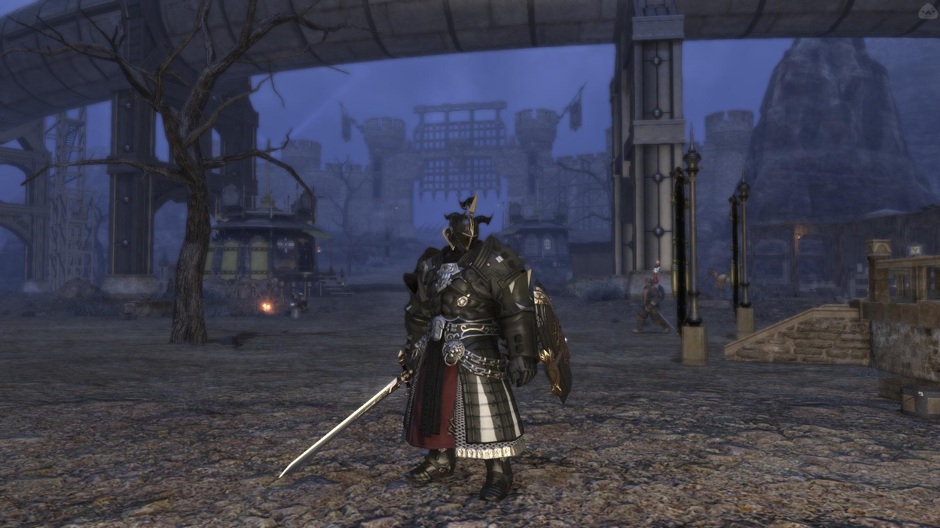 ウルダハ騎士