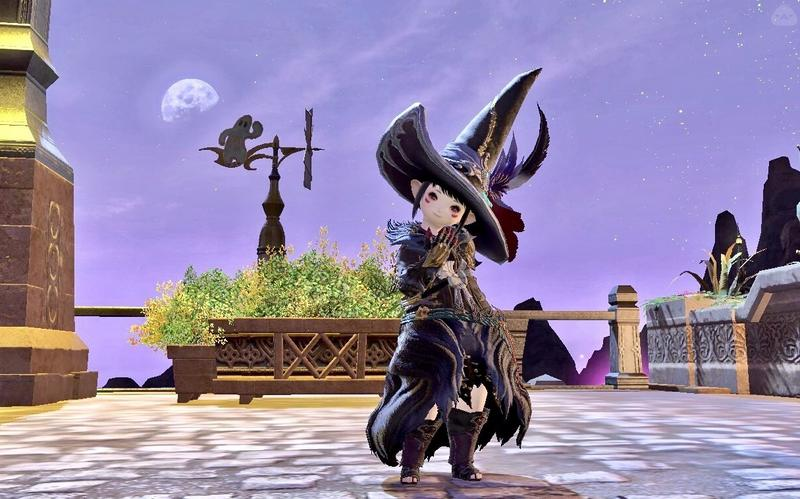 狐黒魔道士