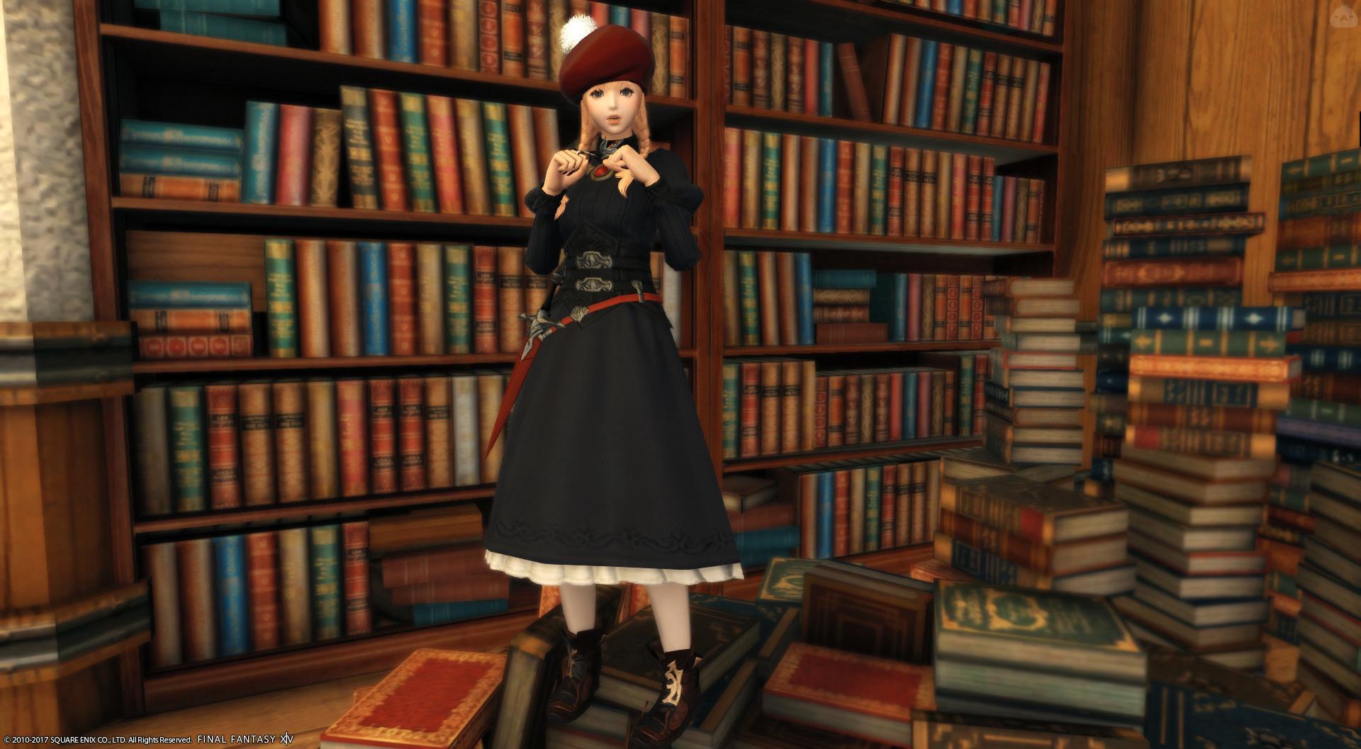 図書館司書?