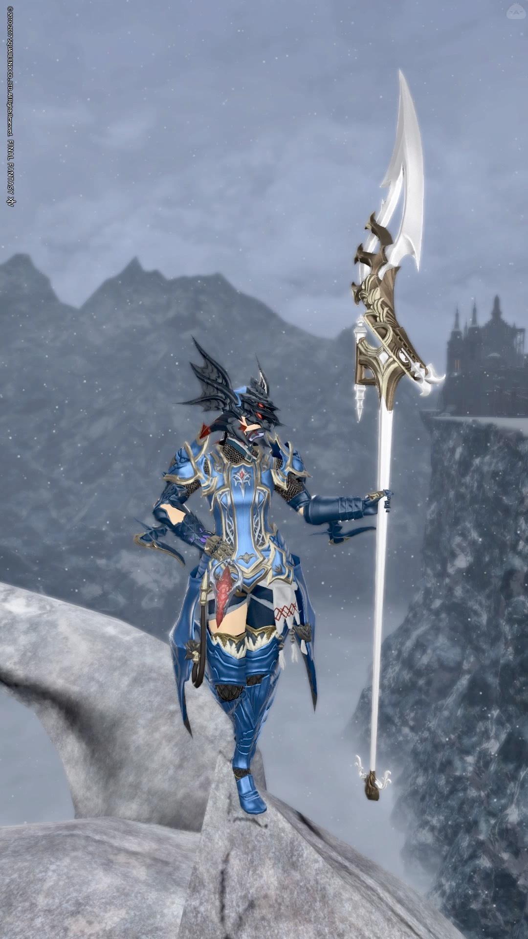 雪原の守護者