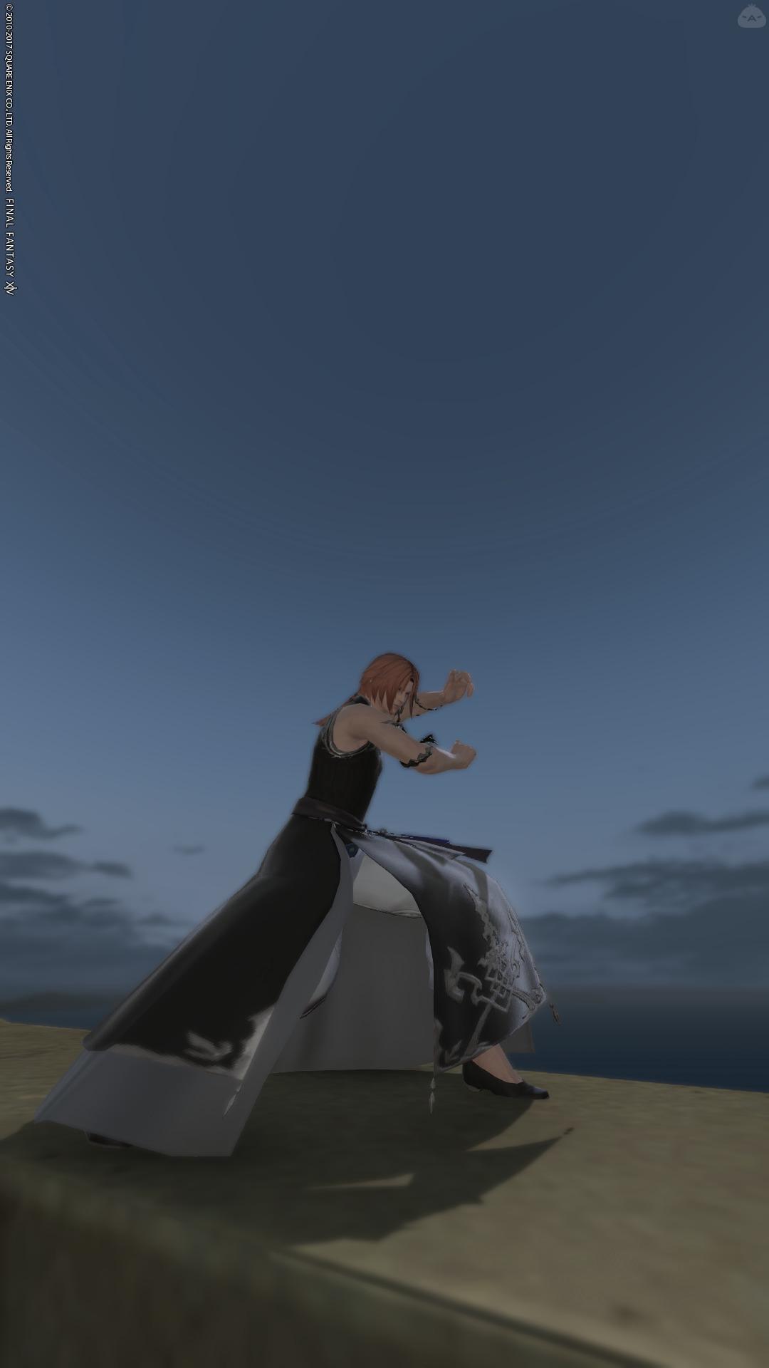 銀魂の神威風ミラプリ