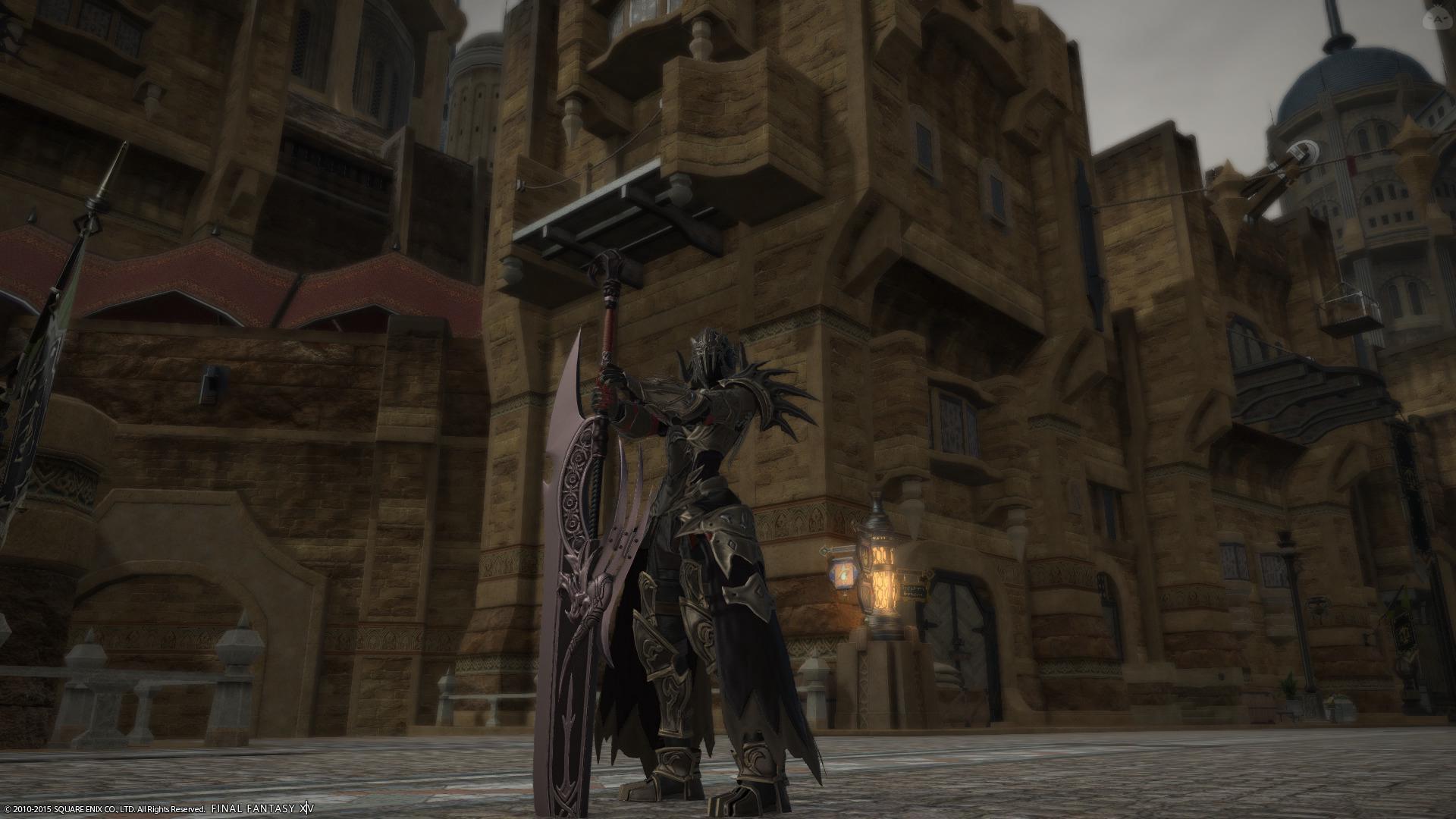 ウルダハの暗黒騎士