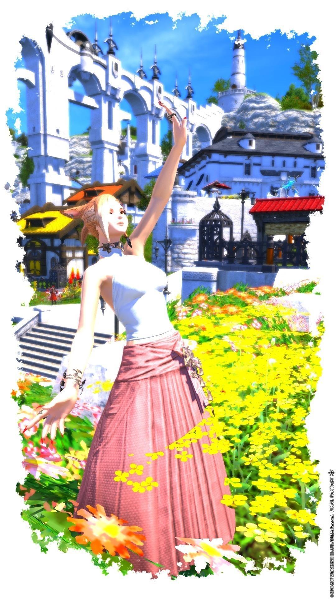 Summer vacation!!